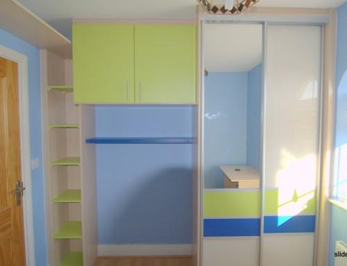 Children's Rooms- Featured Sliding doors