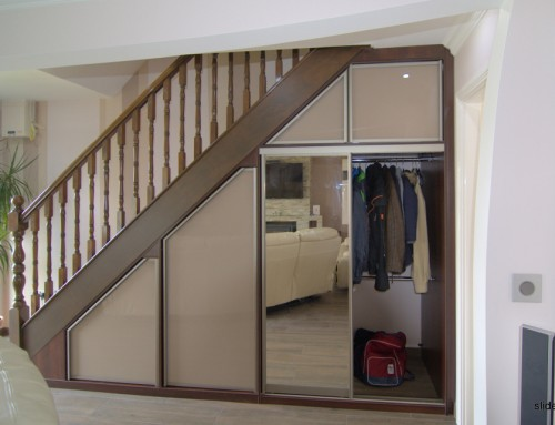 Slanted Wardrobes- Attics, Under Stairs, Dormer houses, Staircases,