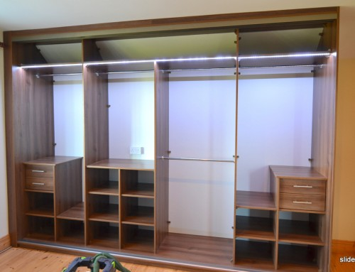 Wardrobes Interiors