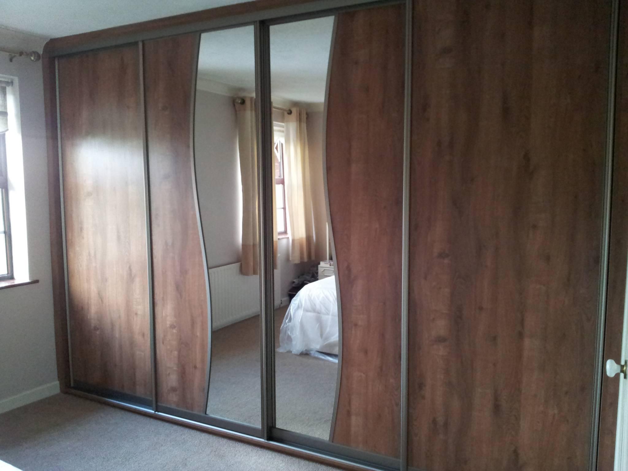 display sliding wardrobe for sale for only 1399 fitted. Black Bedroom Furniture Sets. Home Design Ideas