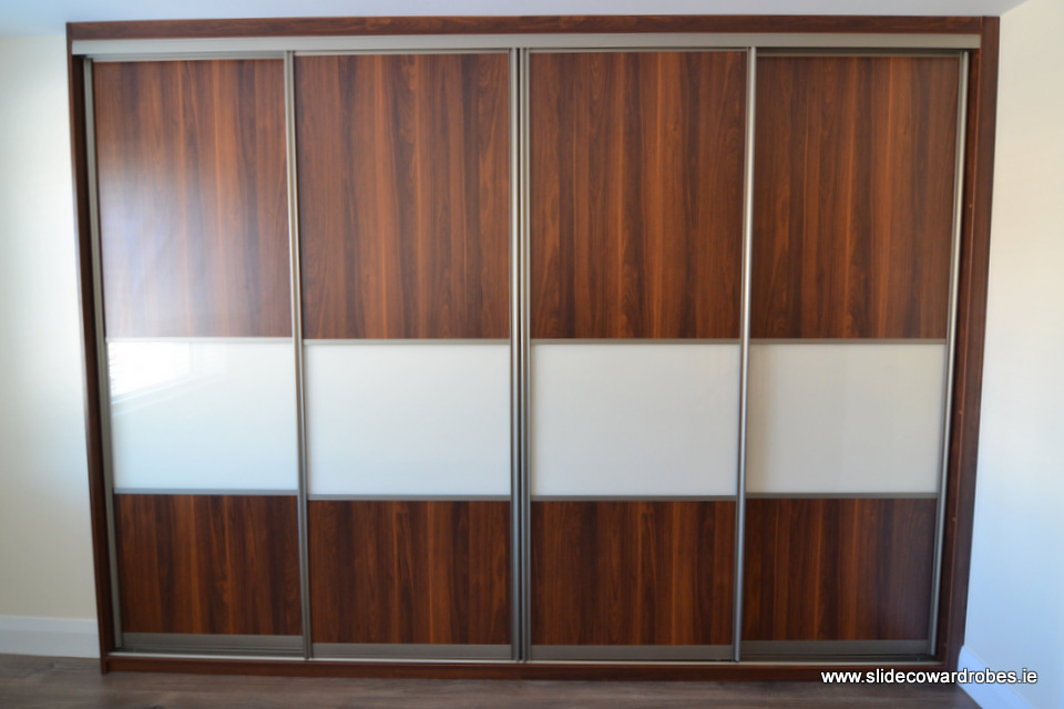sliding wardrobes cork